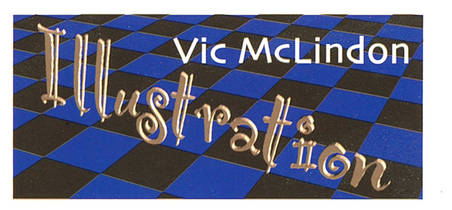 Vic McLindon - Illustrator